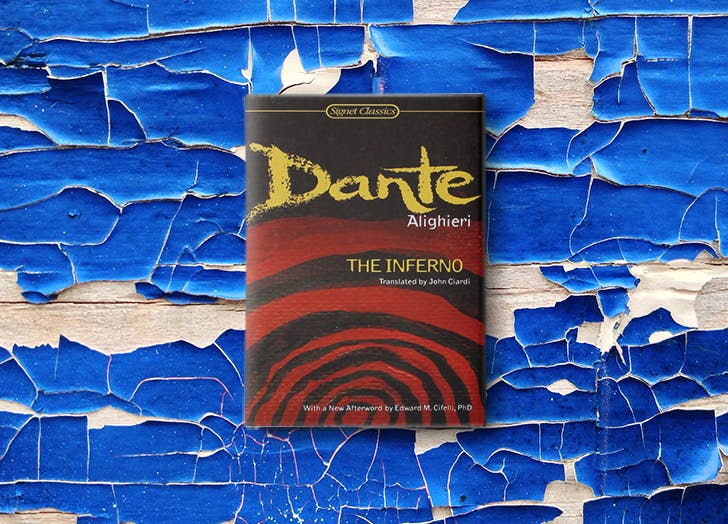 hardest books ever dante