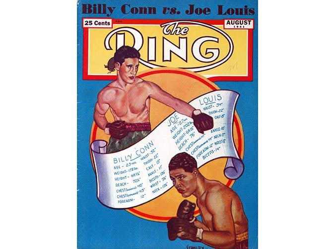history of boxing joe louis