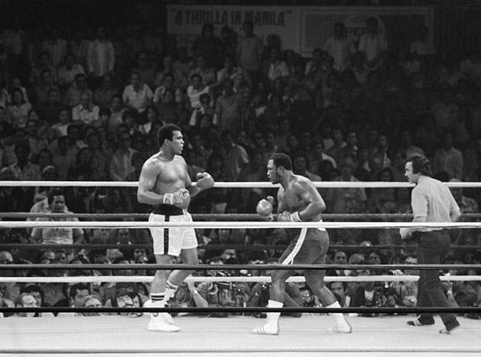 history of boxing manila