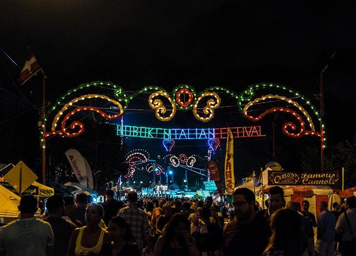 hoboken festivals NY