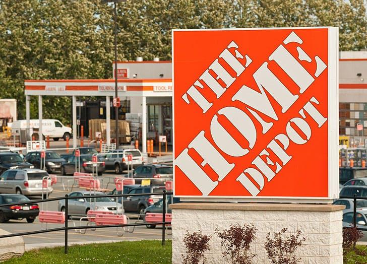 home depot savings 5