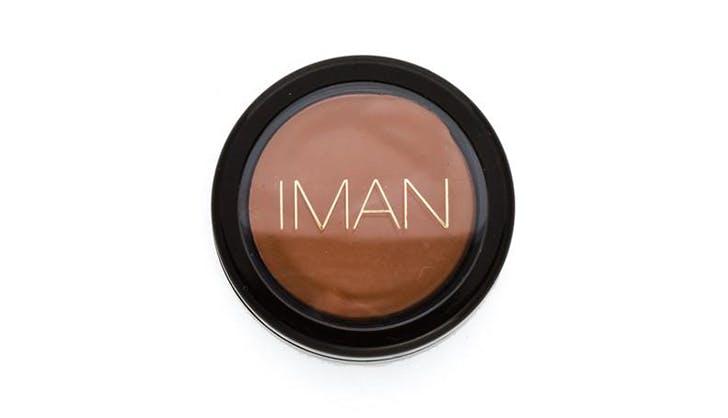 iman cosmetics concealer for dark skin tones