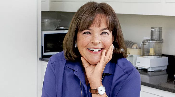 How Old Is Ina Garten Amazing Ina Garten Won't Cook With Cilantro  Purewow Design Ideas
