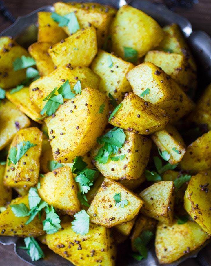 indian bombay potatoes 921