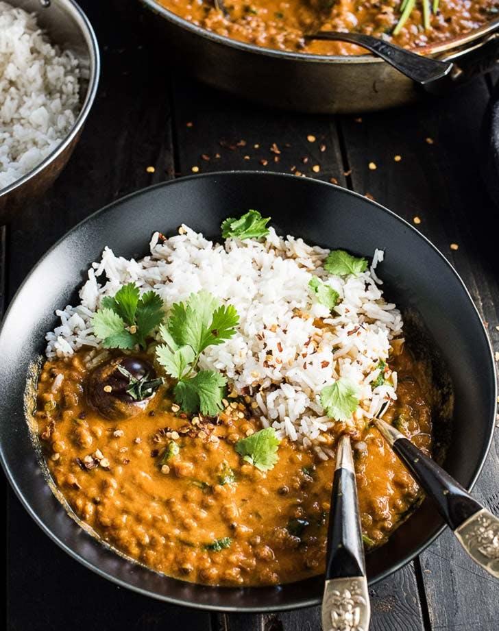 indian coconut lentil curry 921