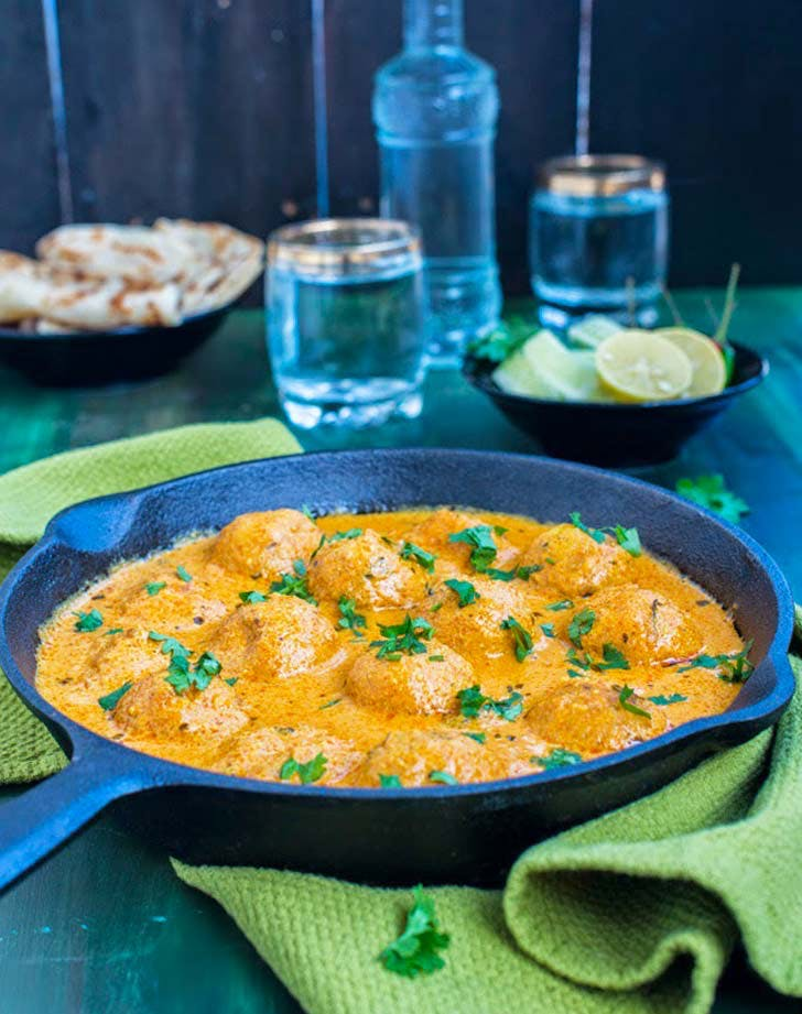 31 indian inspired recipes to make for dinner purewow indian malai kofta 921 forumfinder Choice Image