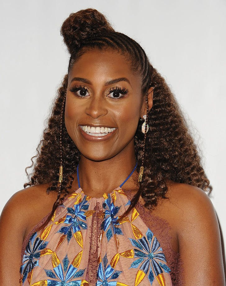 issa rae hair hairstyles insecure tips makeup beauty laveris jason getty