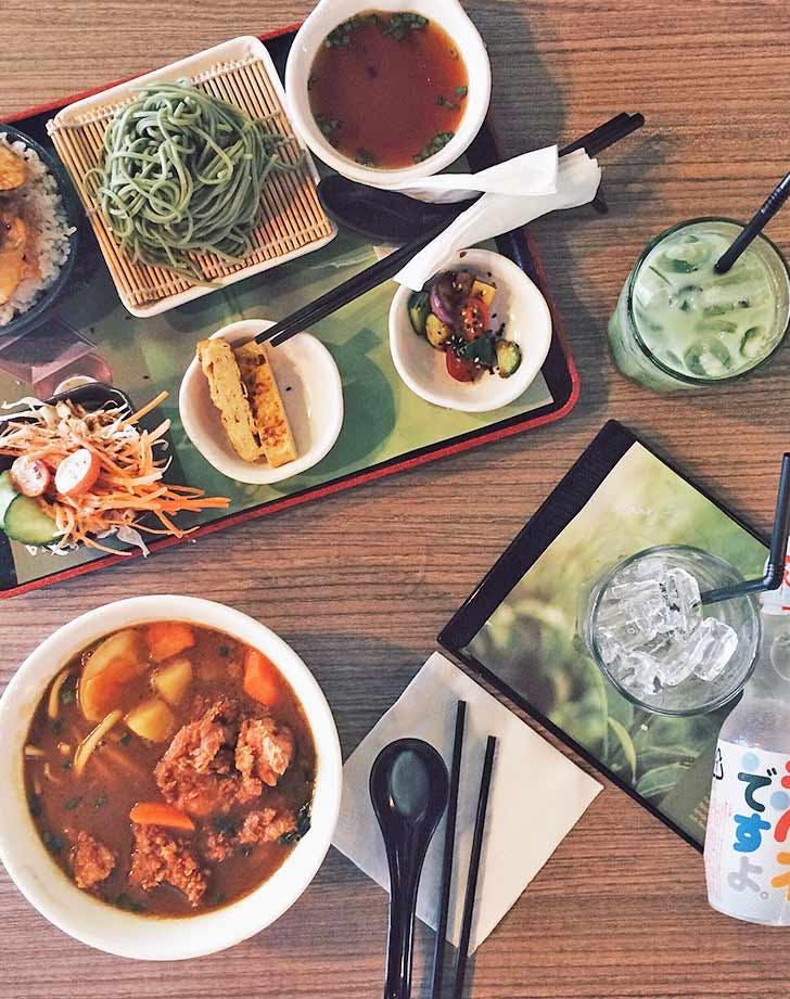 japanese dinner 921