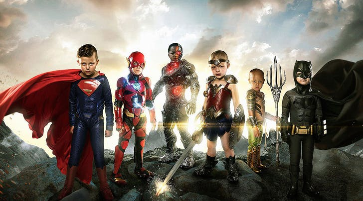 Meet the Photographer Who's Turning Kids with Disabilities into 'Justice League' Superheroes