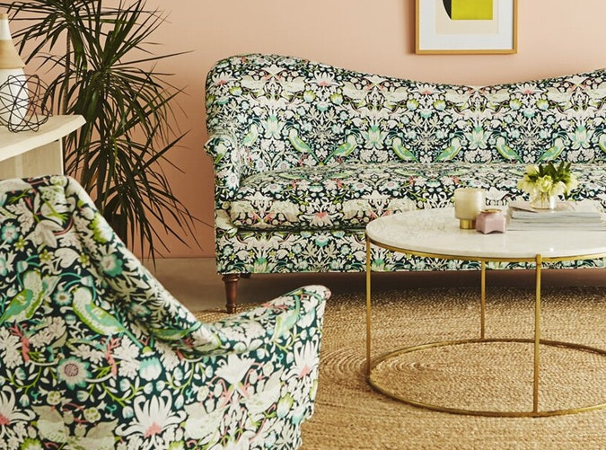 Anthropologie And Liberty Of London Just Launched A Collab And Itu0027s Like A  Garden Party In