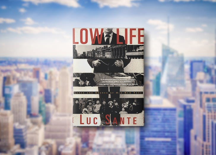 low life book LIST