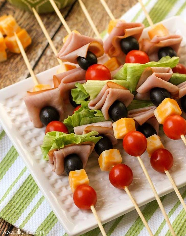 lunch meat kebabs 921