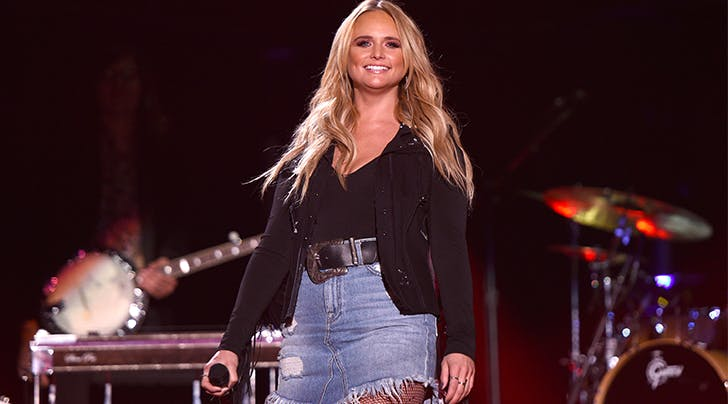 Miranda Lambert Is Saving Pups Caught in Hurricane Harvey
