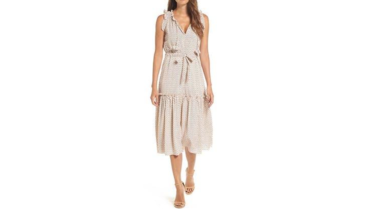 misa midi dresses to wear into november 1