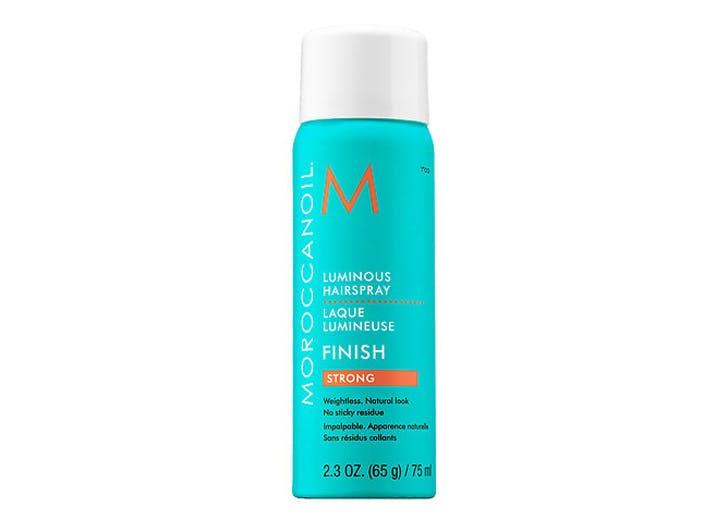 moroccanoil hairspray
