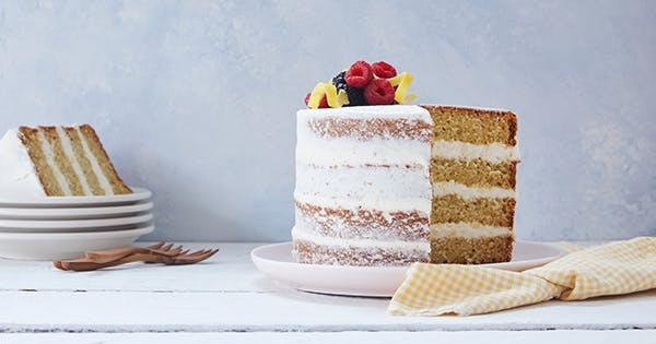 Gorgeous Cake Recipes Uk: 13 Gorgeous Naked Cake Recipes