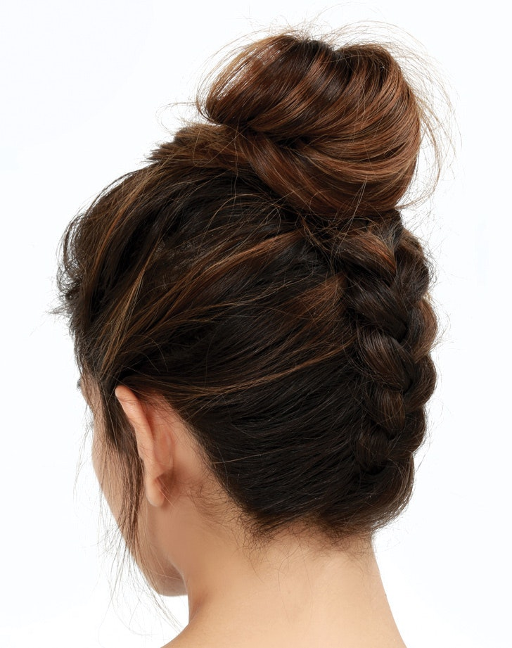 9 New Bun Hairstyles to Try in 2019 , PureWow