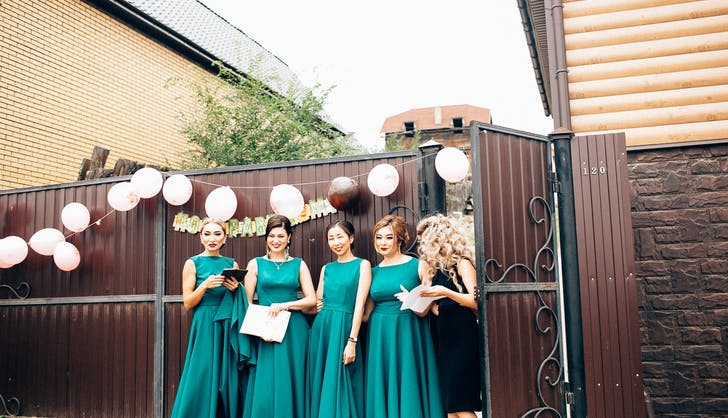 no bridemaids 1
