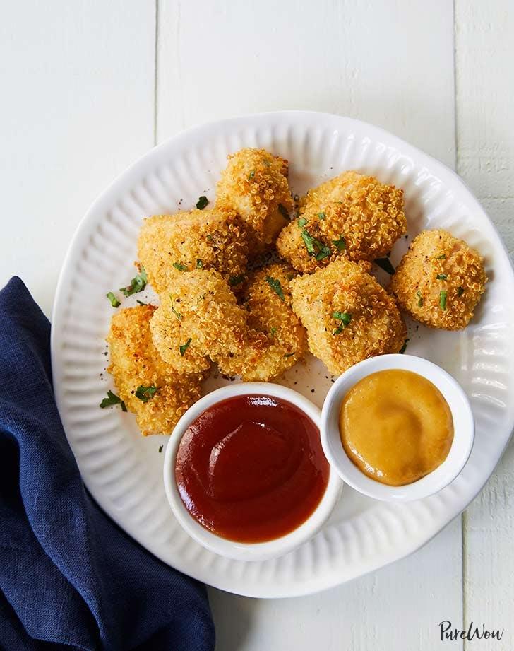 quinoa chicken nuggets 921