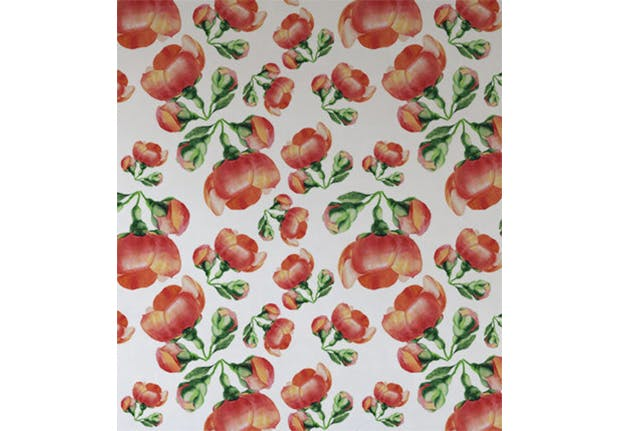 removable wallpaper floral 2