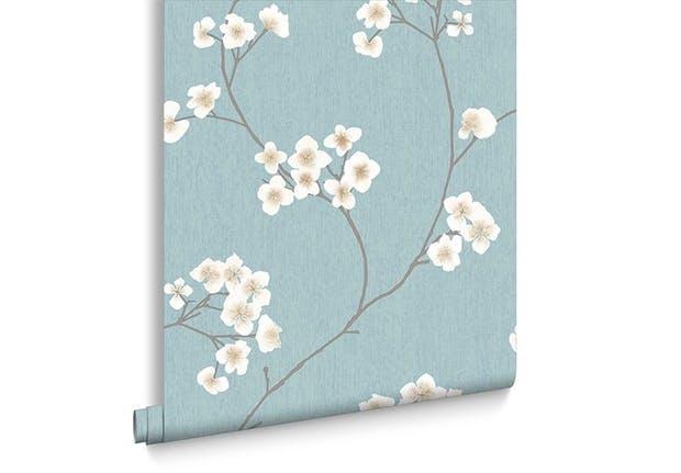 removable wallpaper floral 6