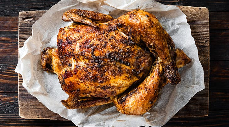 Secrets to Picking Out the Best Rotisserie Chicken at the Grocery Store