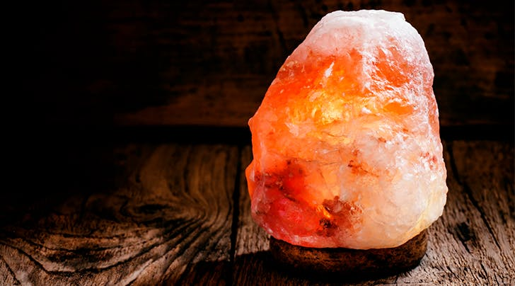 Here, This Is Why Salt Lamps Are Such a Big Deal Right Now