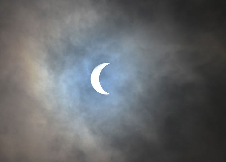 solar eclipse charleston