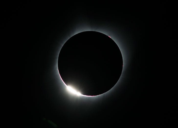 solar eclipse madras