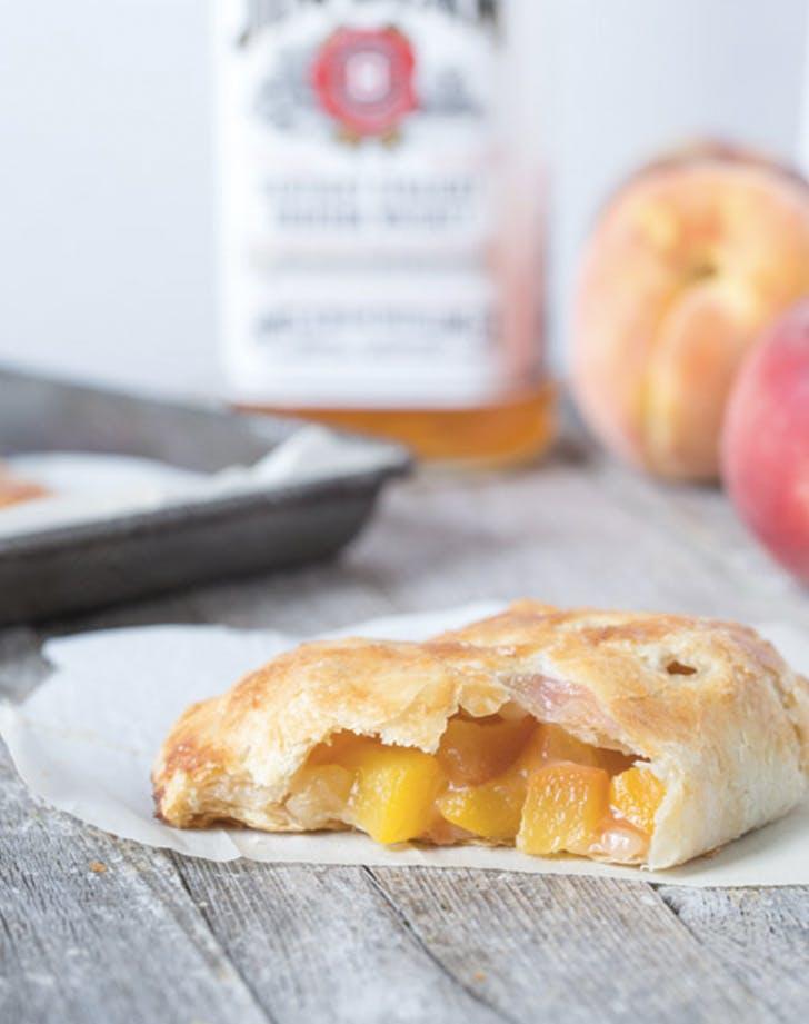 southern desserts bourbon hand pie