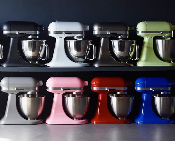 standing mixer splurge kitchen tools