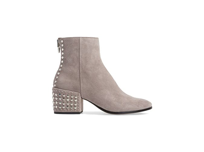 studded booties for fall 2