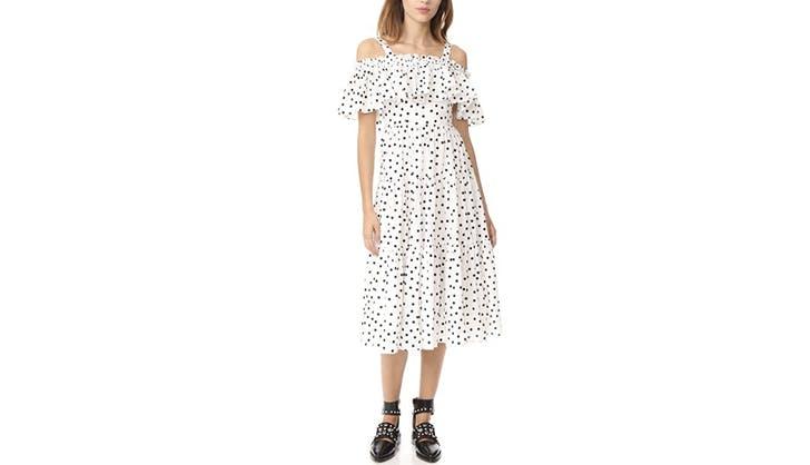 stylekeepers polka dot dress