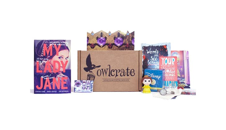 subscription boxes for books 7