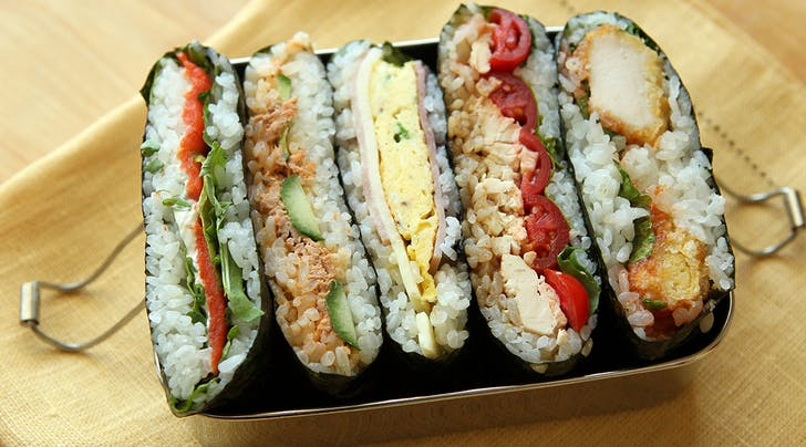 Meet Onigirazu, the New Sushi Sandwich You Need in Your Life