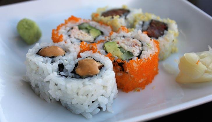 sushi while pregnant
