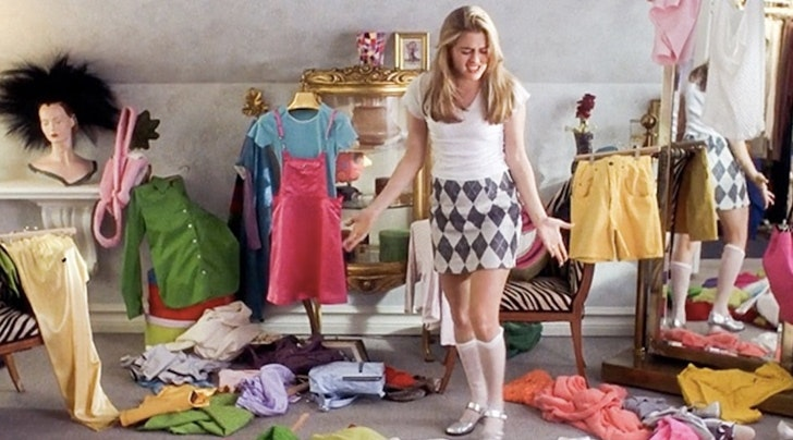 girls getting dressed Teen