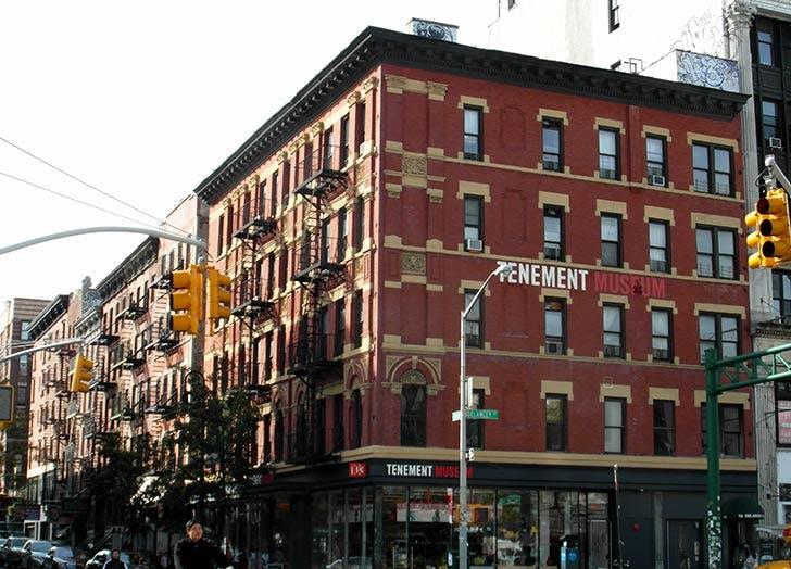tenement museum NY