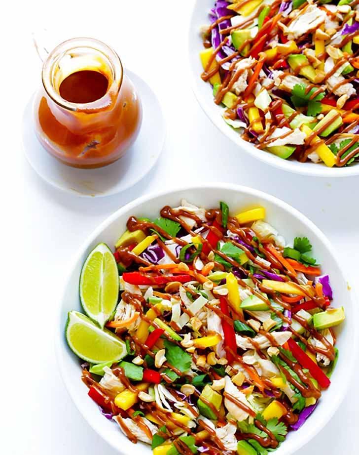 thai chicken salad 921