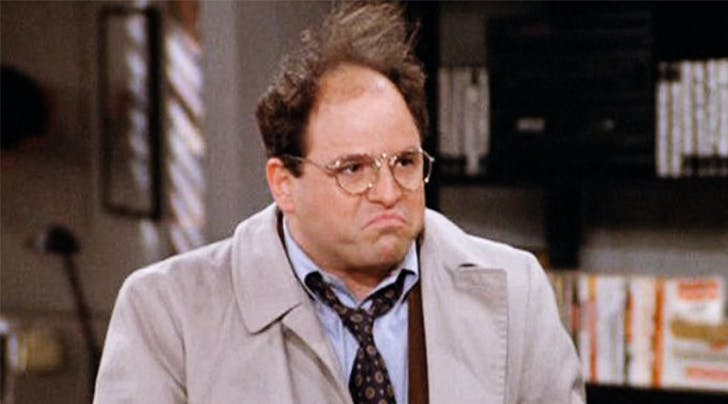 Science Says Acting Like George Costanza Is the Key to Reducing Stress