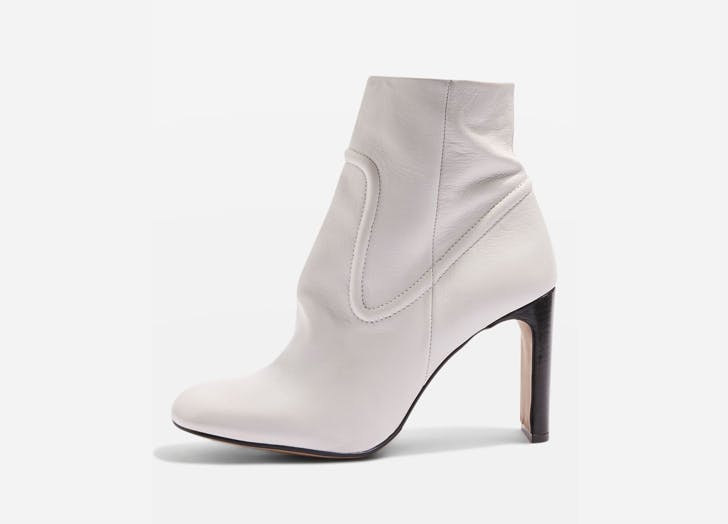 topshop honeydew ankle boots NY