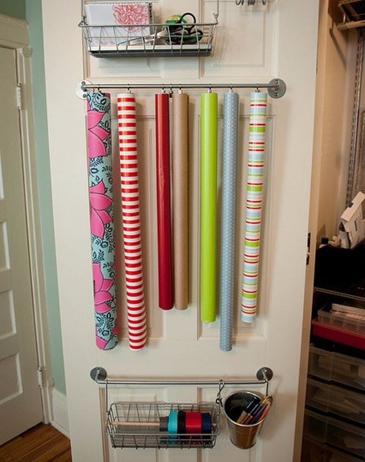 10 Creative Ways To Use A Towel Bar