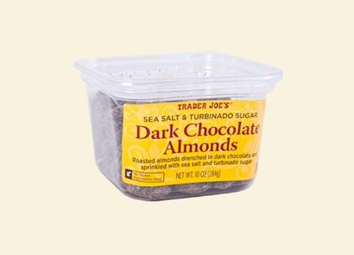 trader joes almonds