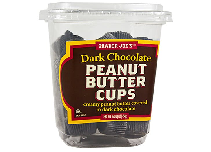trader joes dark chocolate peanut butter cups 524