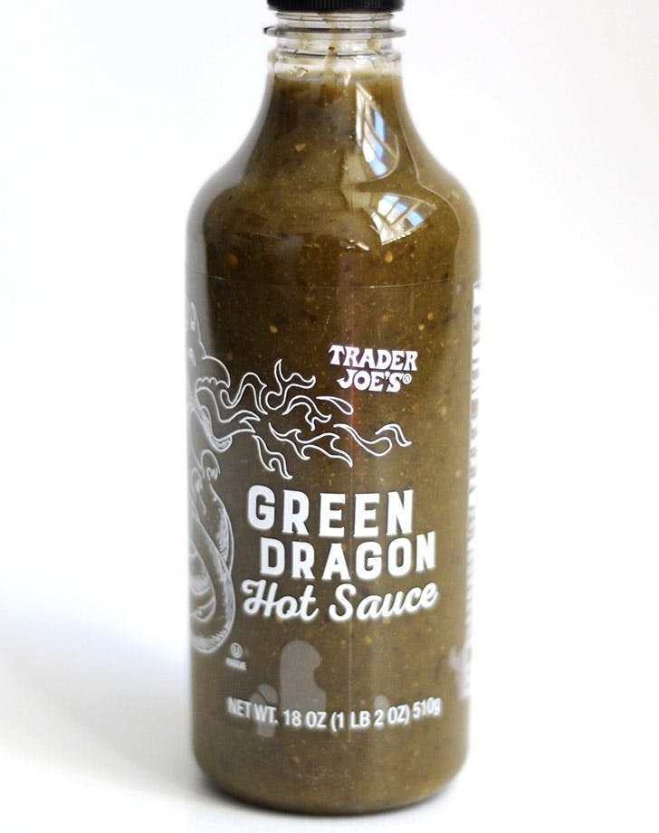 trader joes green dragon sauce 921