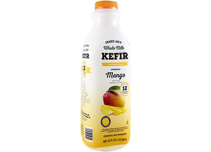 trader joes mango kefir 524