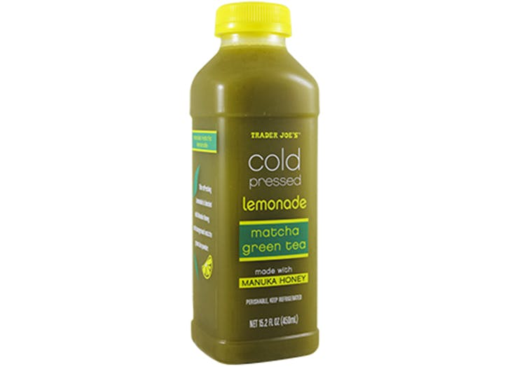 trader joes matcha green tea lemonade 524