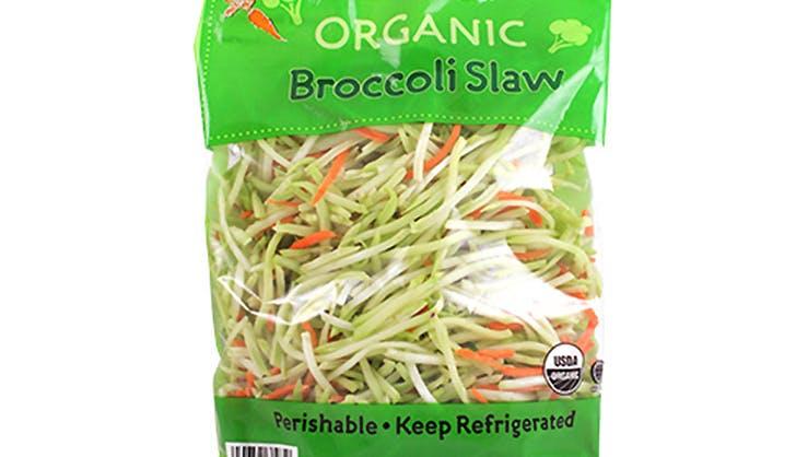 trader joes organic broccoli slaw 524