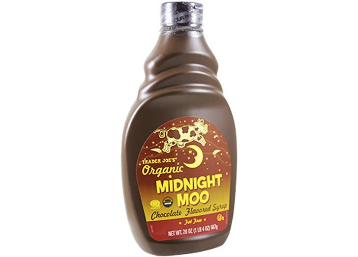 trader joes organic midnight moo 524
