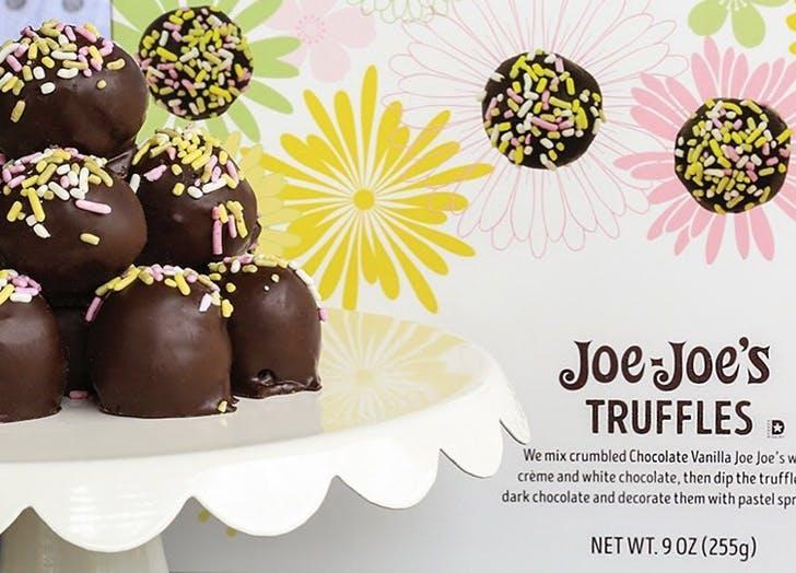 trader joes truffles